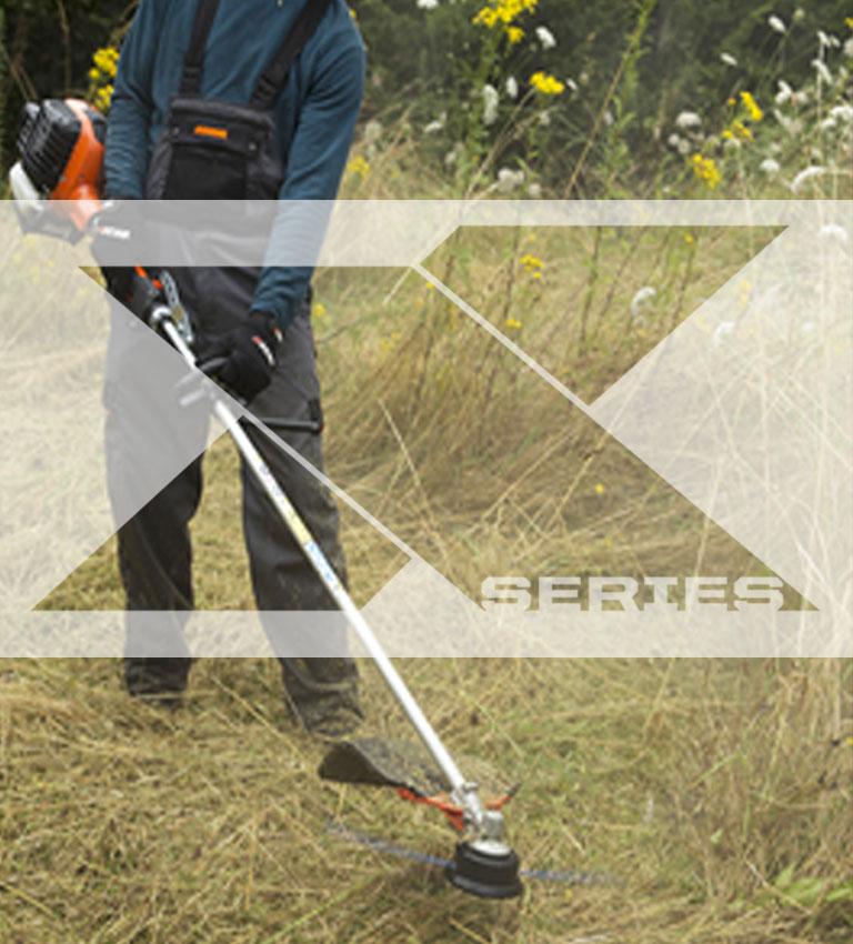 X Series Trimmer&Brushcutter