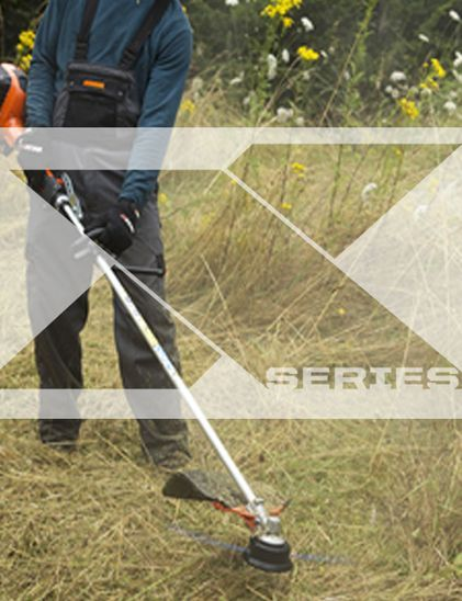 X Series Trimmers & Brushcutters