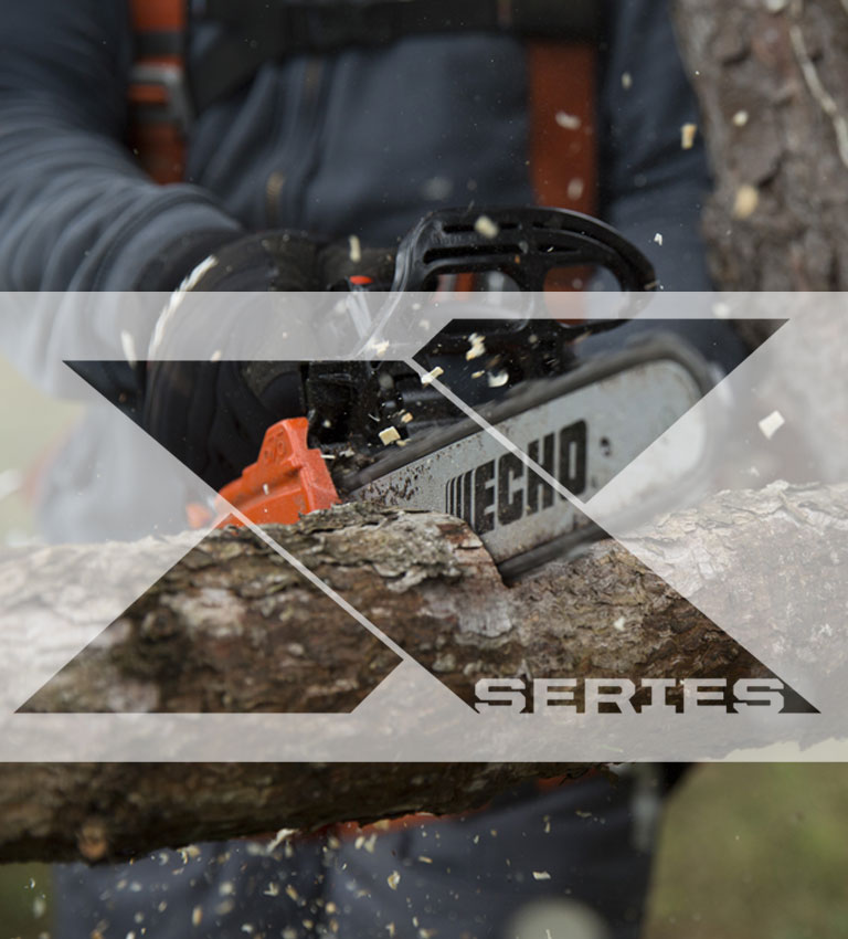 X Series Chain Saw