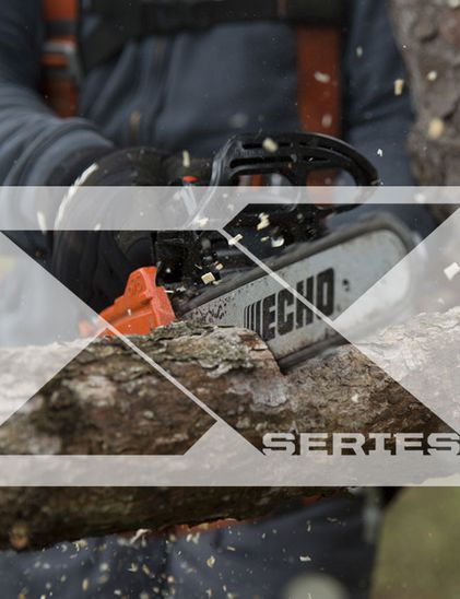 X Series Chain Saws
