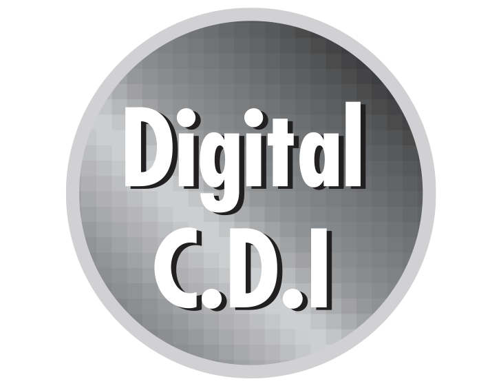 Digital controlled CDI.