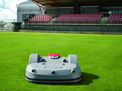"ECHO wins Sports Turf Managers Association's ""Innovative Award"""