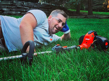 Choosing the right trimmer or brushcutter.