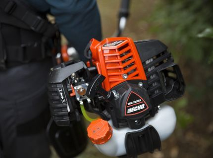 DIY: Why A petrol string trimmer might be a smart choice.