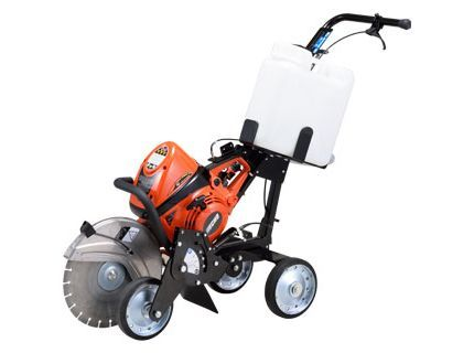 CWT-7410 Engine cutter cart for ECHO CSG-7410ES released.