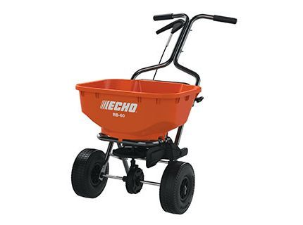ECHO RB-60 and RB-100W spreaders released.