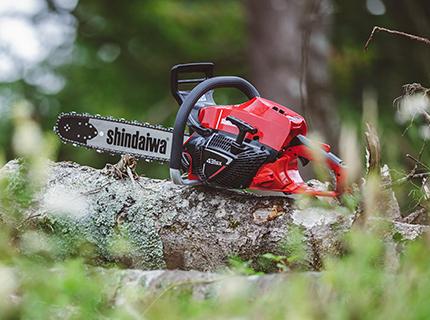 Shindaiwa release the 431sx chain saw