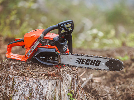 ECHO release CS-4310SX chainsaw